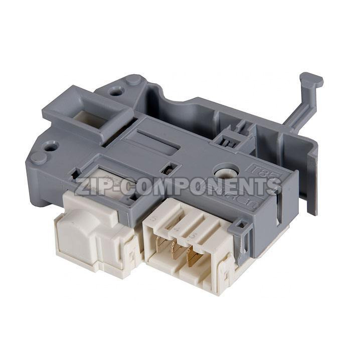 Замок люка Indesit Ariston 482000023034 C00254755 BITRON T85